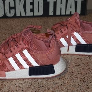 adidas Shoes - Authentic Adidas Womens NMD R1_Raw Pink